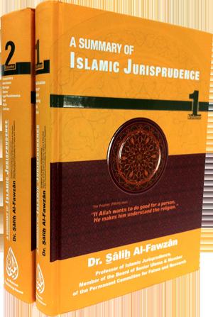 A Summary Of Islamic Jurisprudence - 2 Volume Set