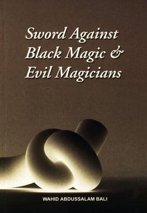 Sword Against Black Magic & Evil Magicians