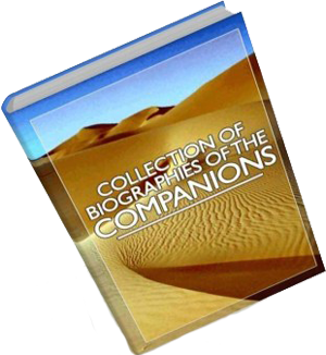 Collection Of Biographies Of The Companions