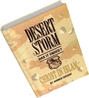 Desert Storm, Has it ended?
