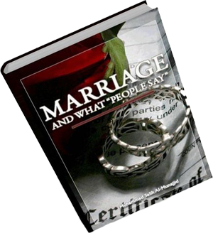 Marriage and What