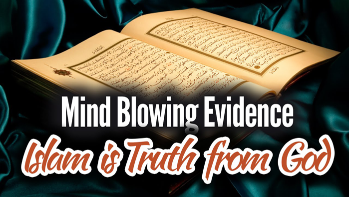 Evidence Islam Is Truth