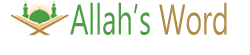Quran flash logo