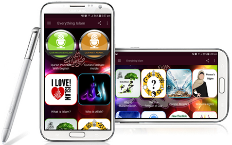 Everything Islam (Android App)