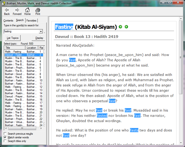 Allah's Word