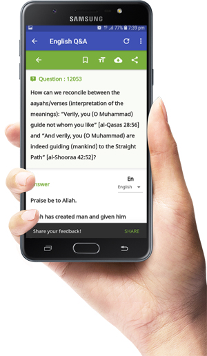 Islam Qa Questions And Answers Android App border=